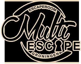 Multi Escape Groningen Logo